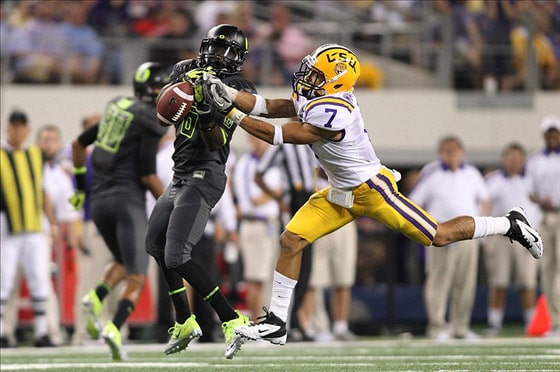 LSU-Oregon