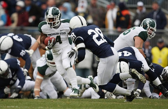 Michigan State vs. Penn State (2010)