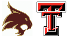 Texas Tech at Texas State
