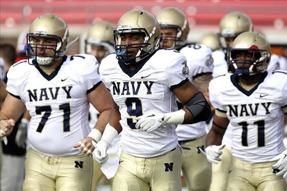 Navy at SMU (2011)
