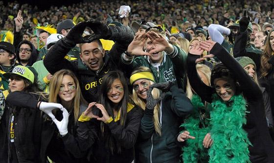 Oregon will host EWU