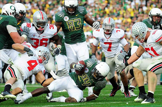 Ohio State-Oregon