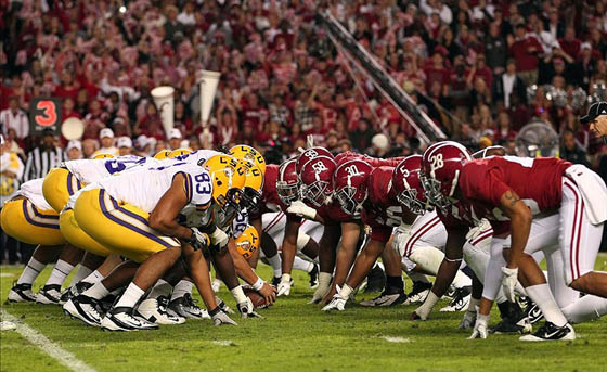Alabama-LSU