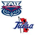FAU-Tulsa