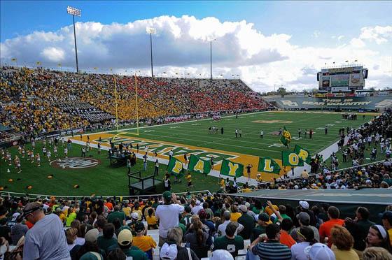 Floyd Casey Stadium - Baylor