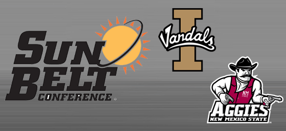 Sun Belt adds Idaho and New Mexico State