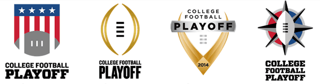 College Football Playoff Logos