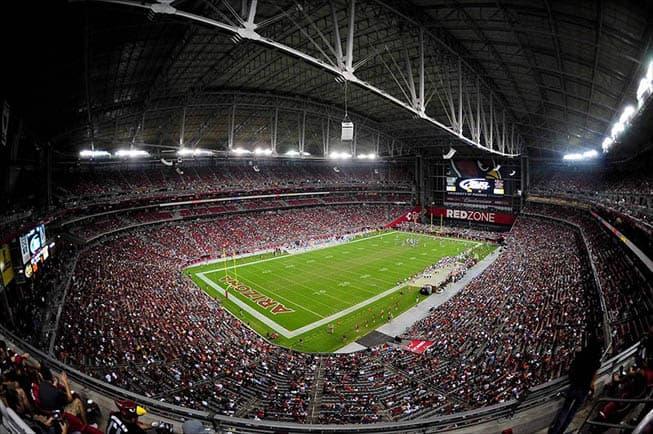 U. of Phoenix Stadium