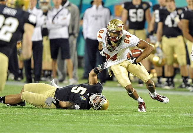 Florida State - Notre Dame