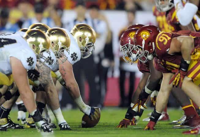 USC-Notre Dame