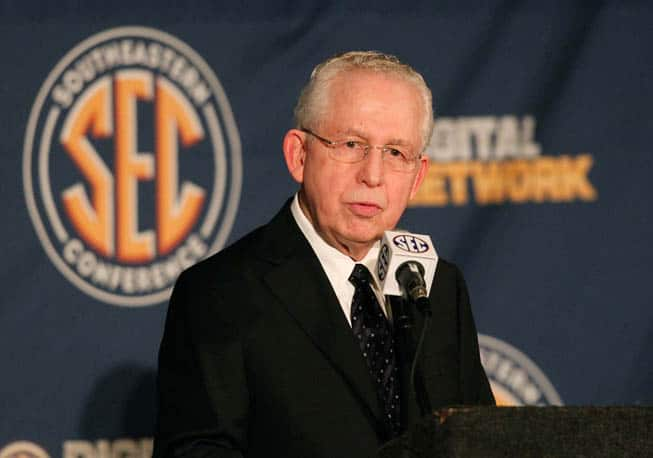 SEC Commissioner Mike Slive