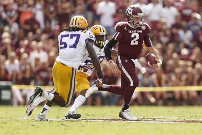 Texas A&M-LSU