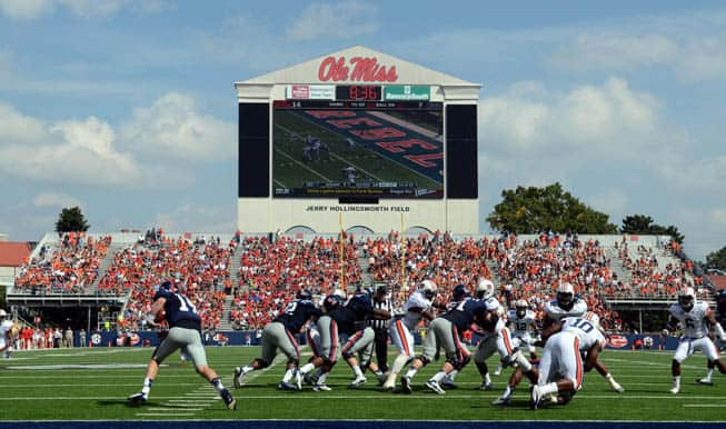 Georgia Southern to Play at Ole Miss in 2016