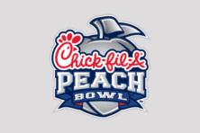 Chick-fil-A Peach Bowl reveals new name, logo