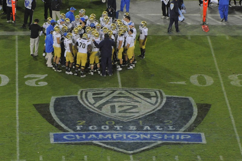 2012 Pac-12 Football Championship Game
