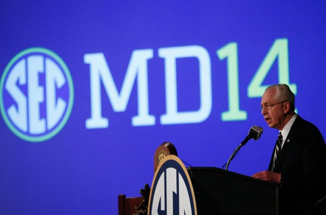 Mike Slive - SEC Media Days 2014