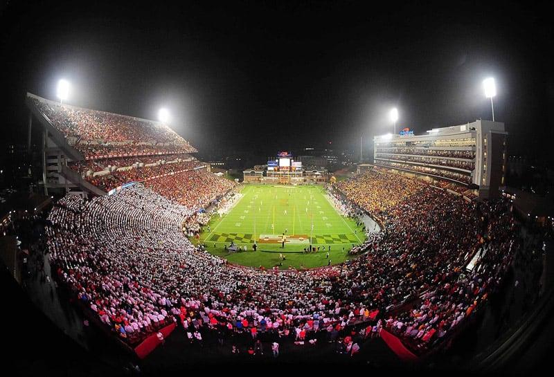 Byrd Stadium