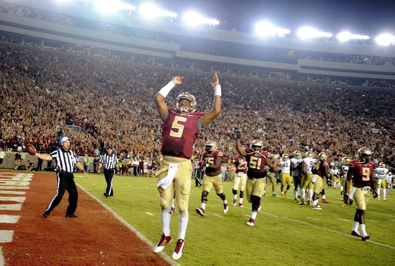 Florida State-Notre Dame