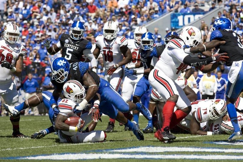 Kentucky-Louisville Football Series