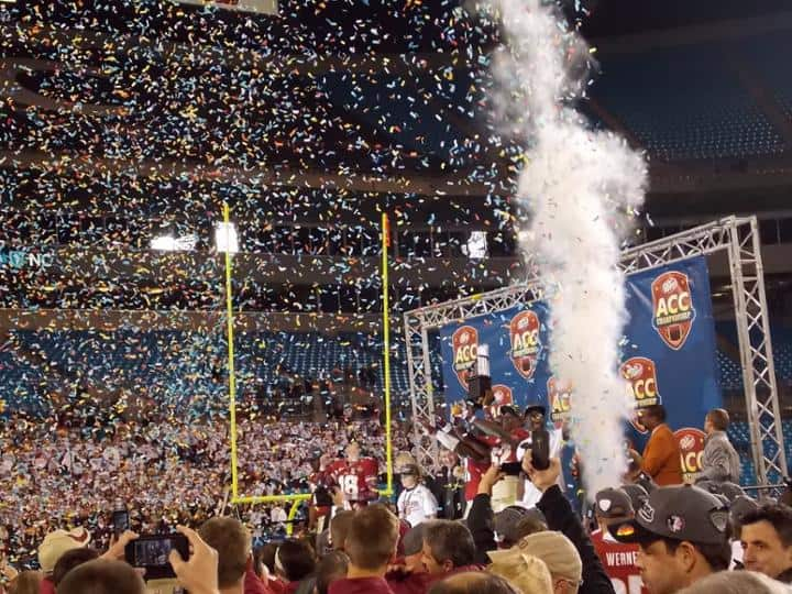 Florida State Celebration