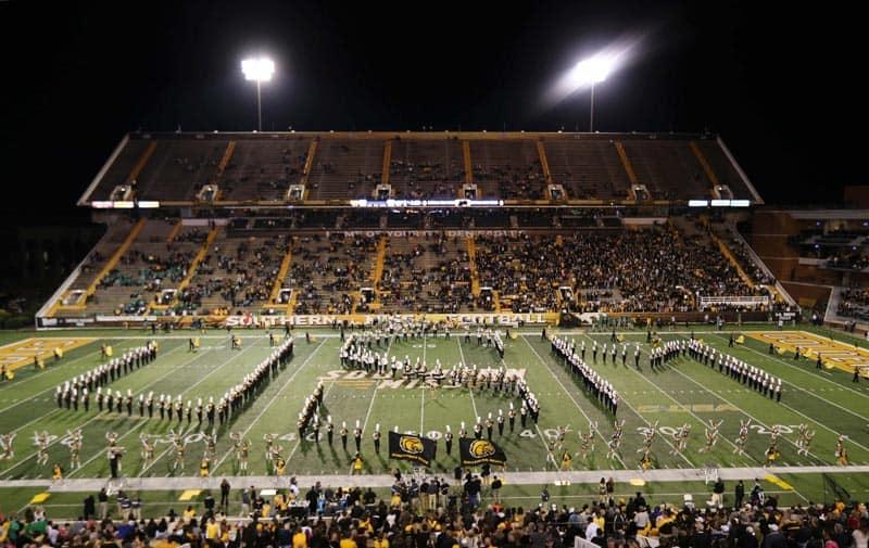 M.M. Roberts Stadium