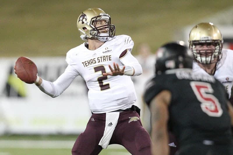 College Football Schedule: Texas State