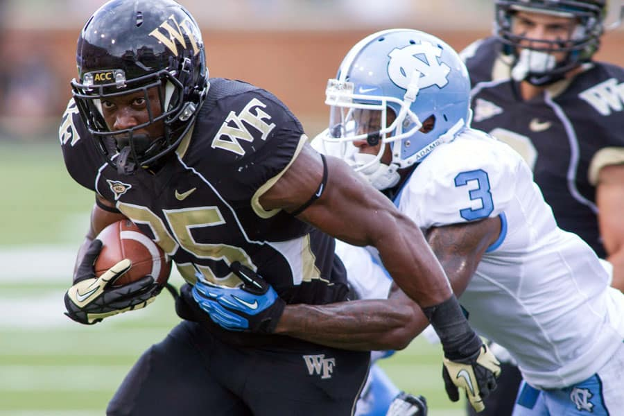 North Carolina-Wake Forest