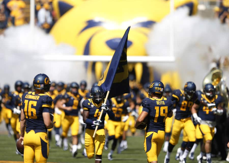 College Football Schedule: Cal