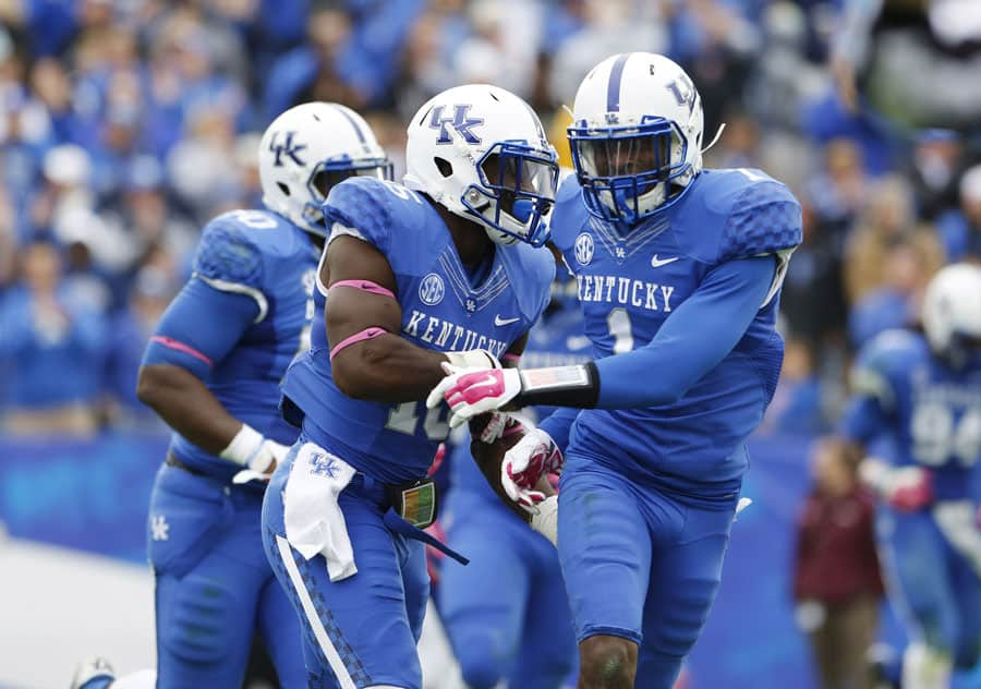 College Football Schedule: UK