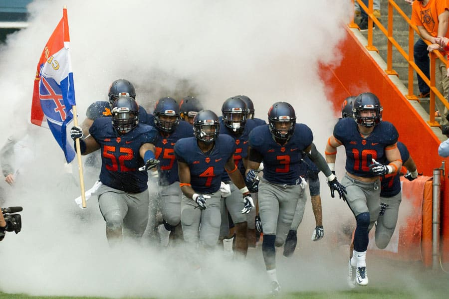 College Football Schedule: Syracuse-Rutgers