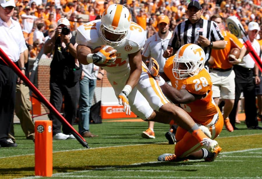 Tennessee Spring Game