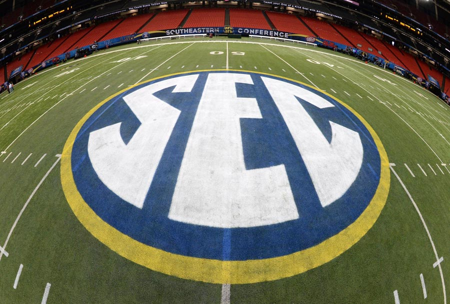 2015 SEC Football TV Schedule