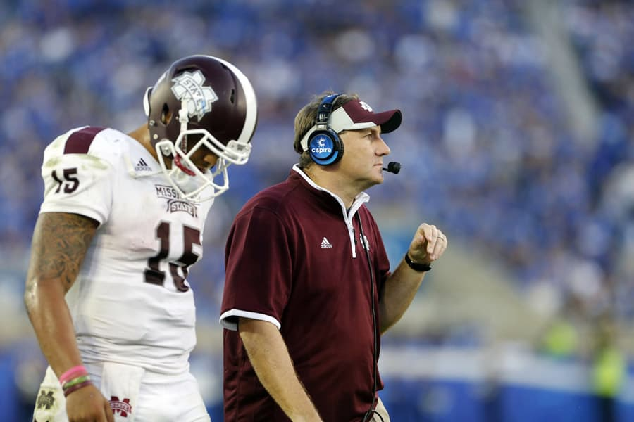 College Football Schedule: Mississippi State