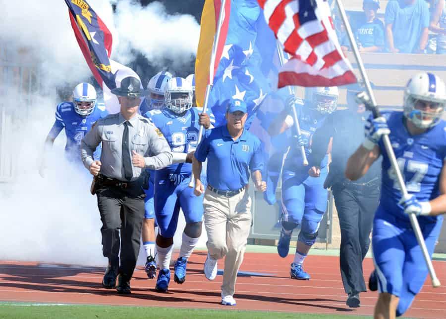 Duke Blue Devils Football