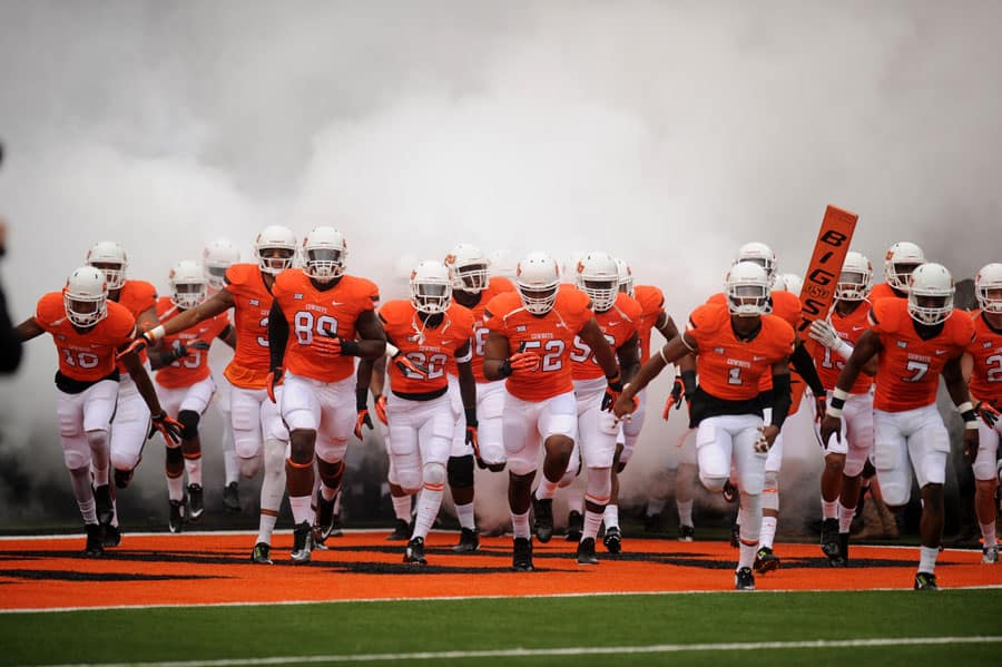 College Football Schedule: Oklahoma State