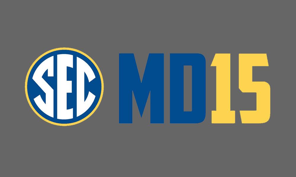 2015 SEC Football Media Days Schedule