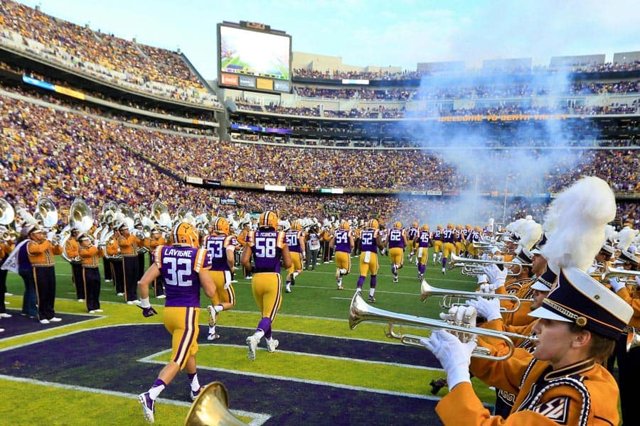 Tiger Stadium - LSU