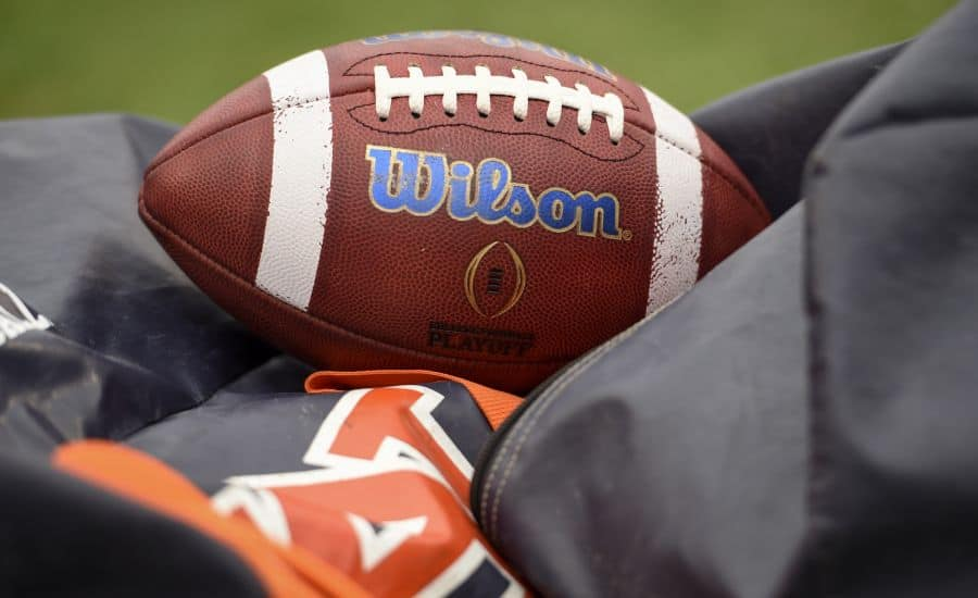 College Football Playoff ball