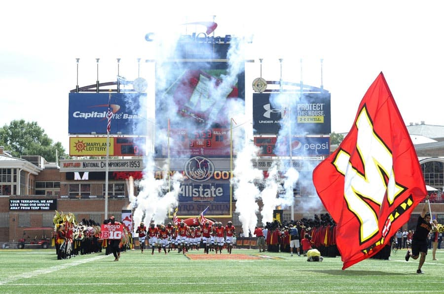 College Football Schedule: Maryland