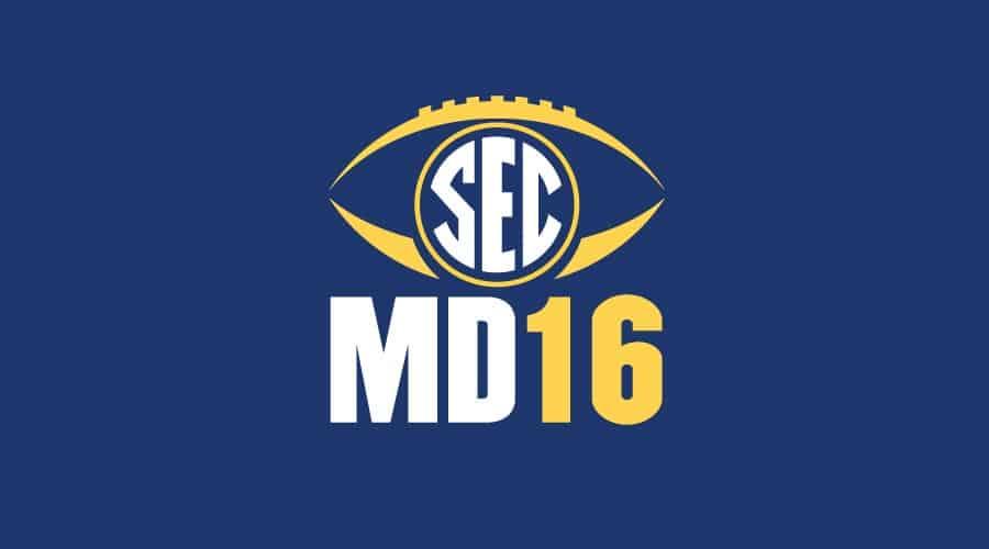 SEC Media Days 2016