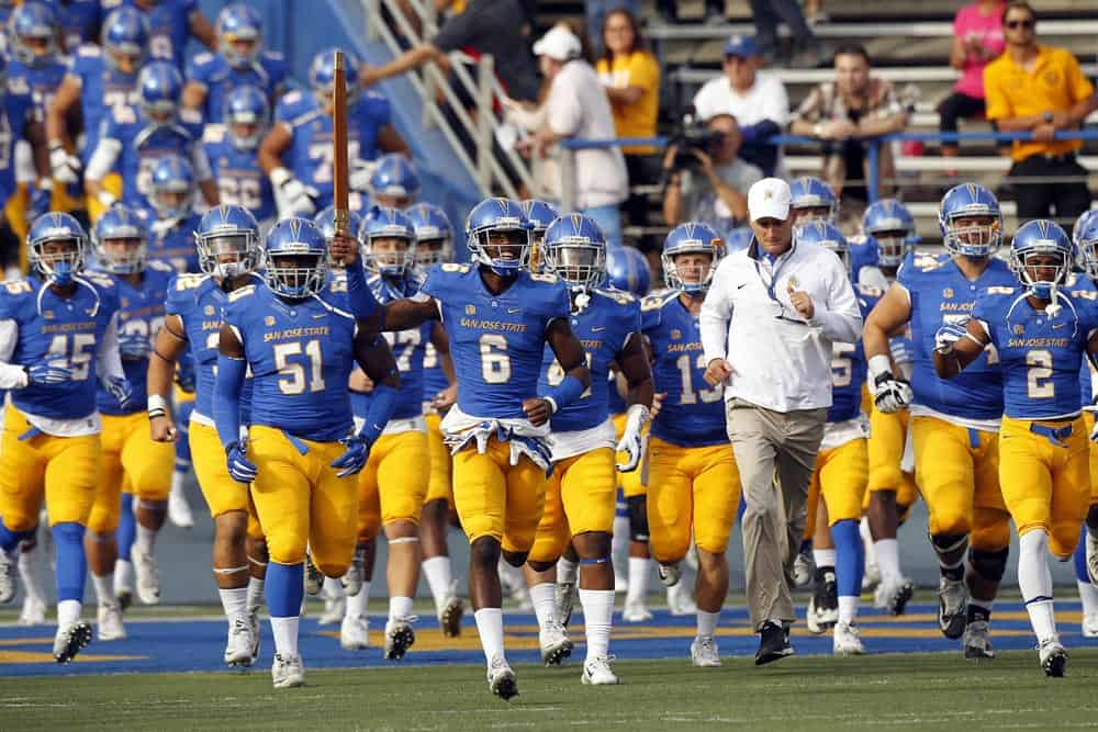College Football Schedule: San Jose State