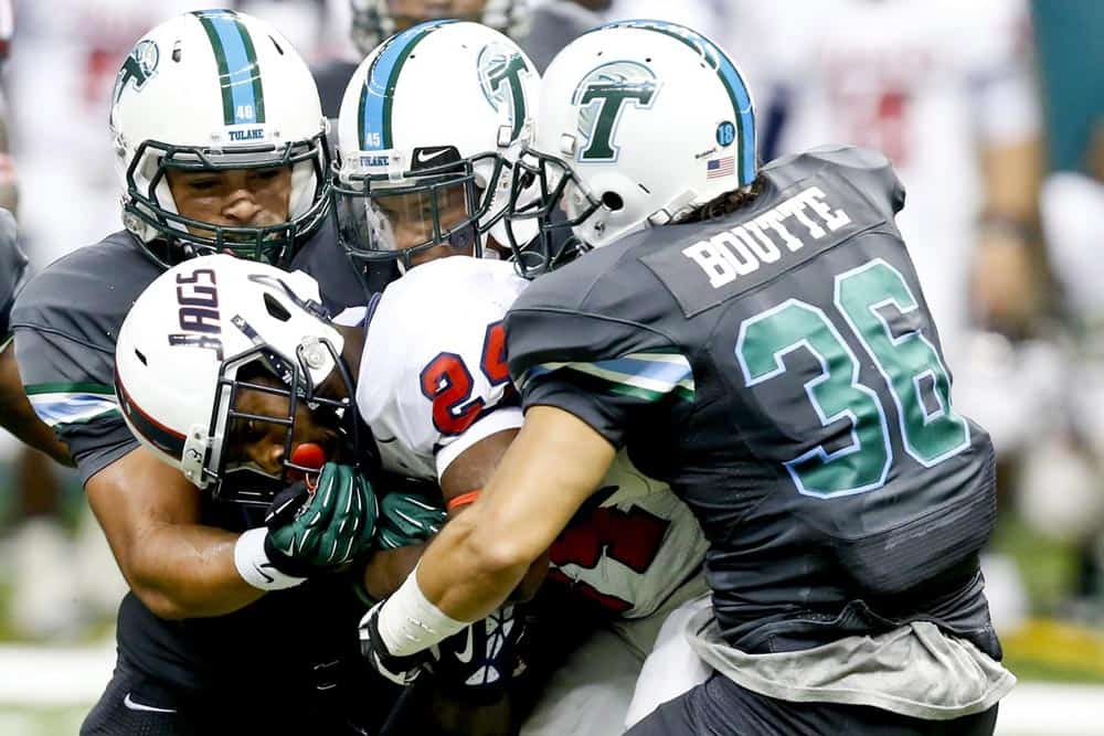 South Alabama-Tulane