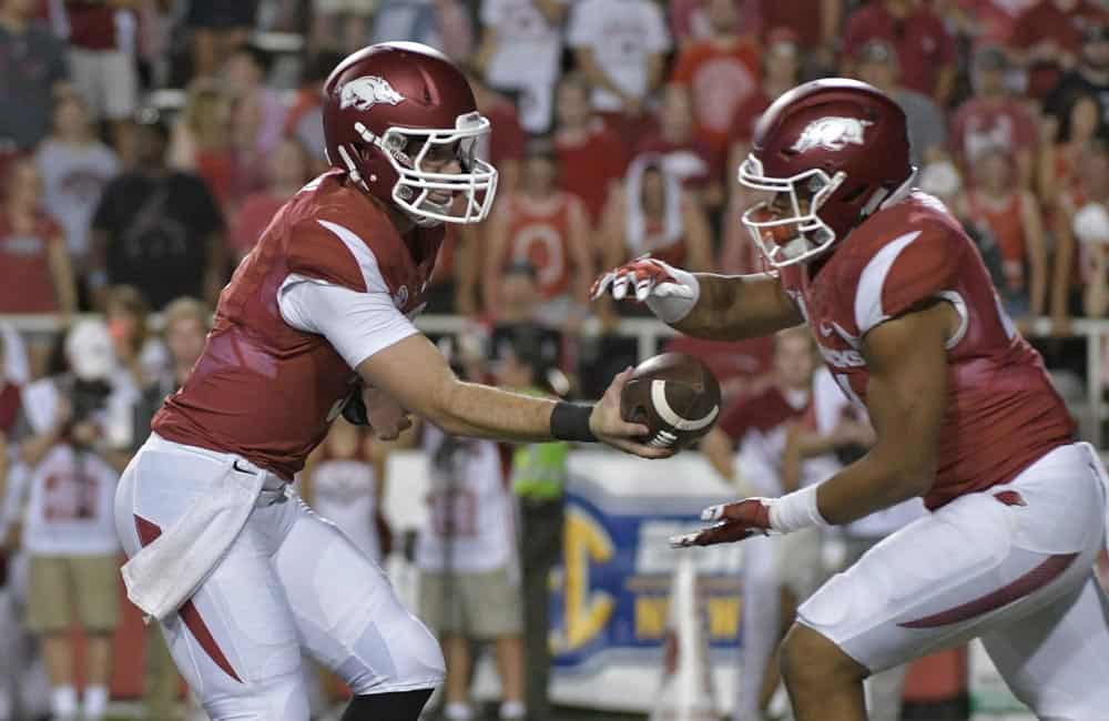 College Football Schedule: Arkansas