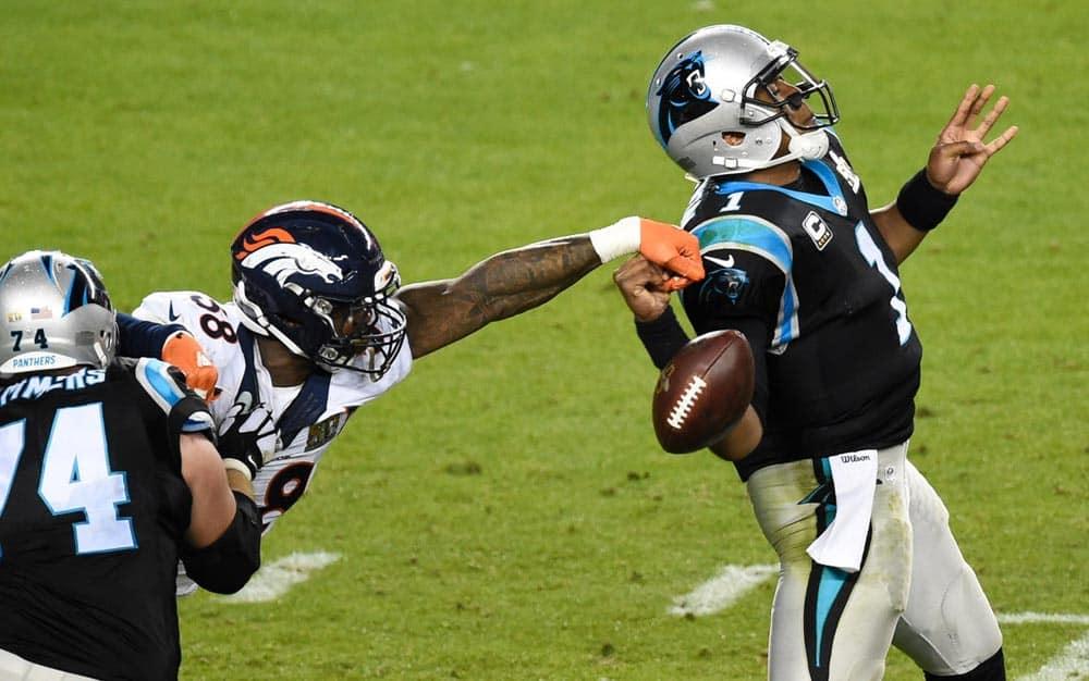 Broncos-Panthers