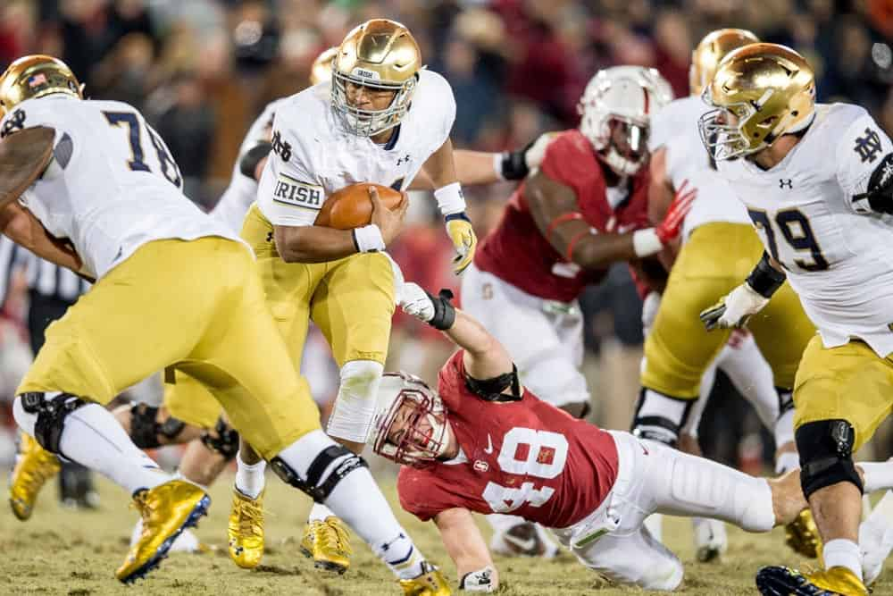 Notre Dame-Stanford