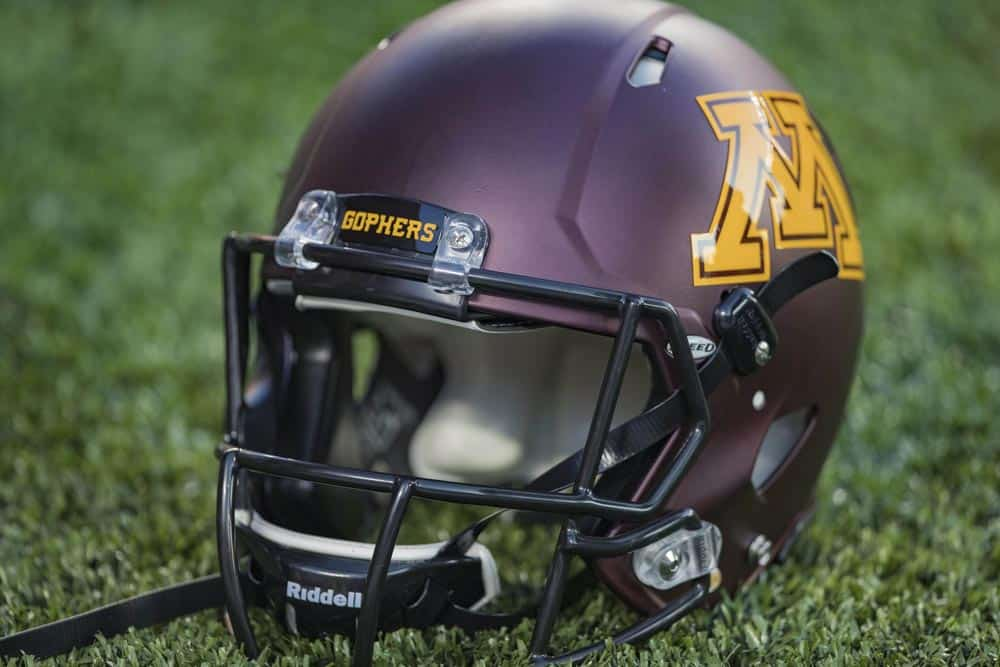 College Football Schedule: Minnesota