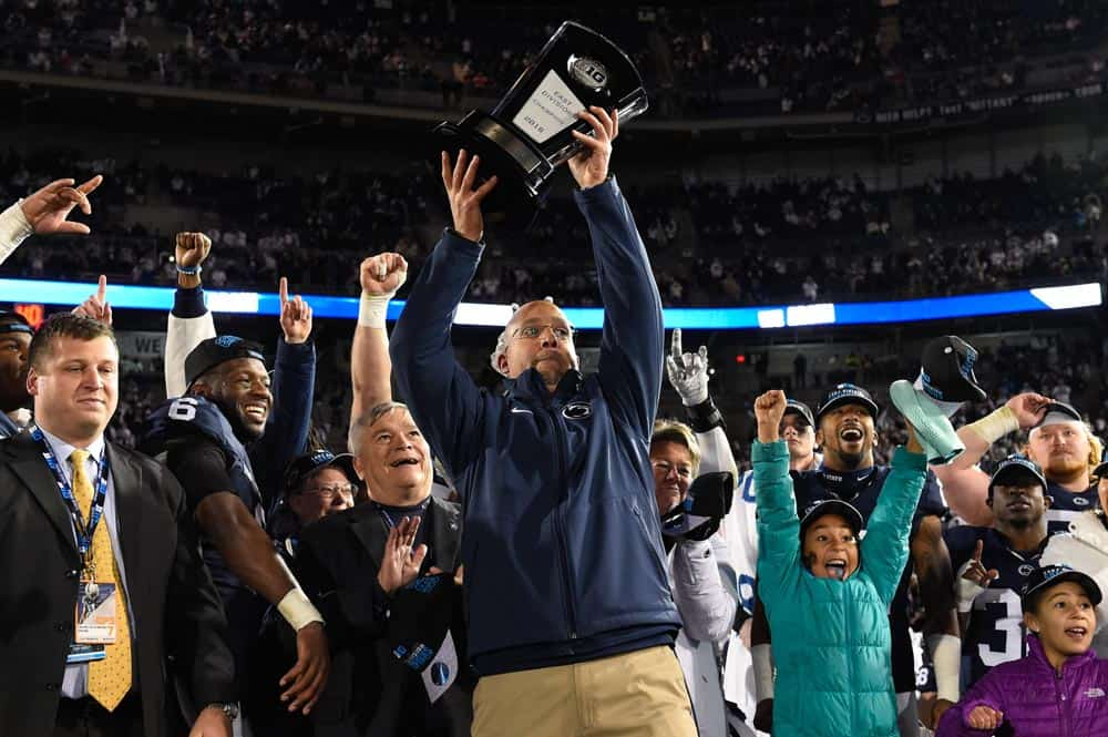 James Franklin - Penn State