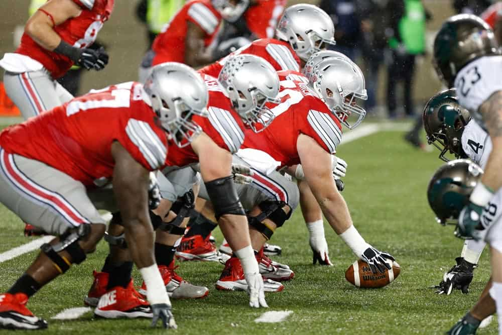 Ohio State-Michigan State