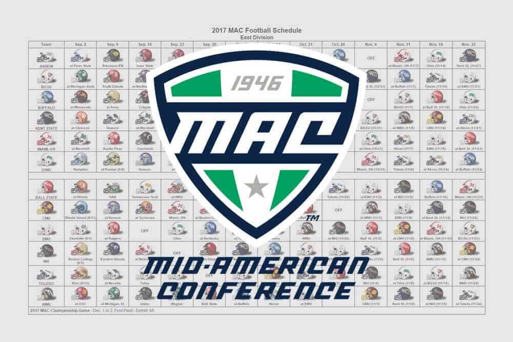 2017 MAC Helmet Schedule