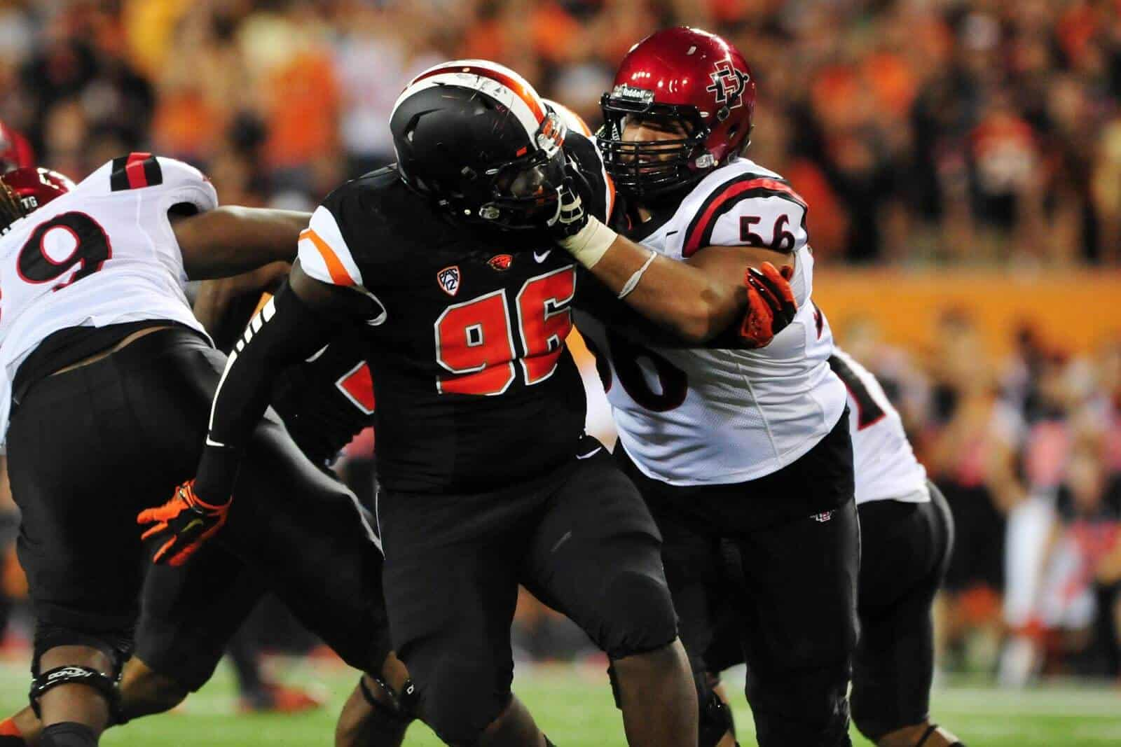 Oregon State-San Diego State